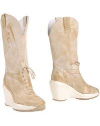 Hogan by Karl Lagerfeld | Boots | Lyst