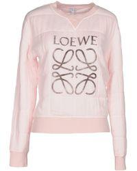 Loewe - Sweatshirts - Lyst