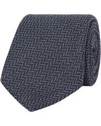 outlet in vendita colore veloce scarpe classiche Cravatta - Blu