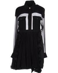 Emanuel Ungaro - Short Dress - Lyst