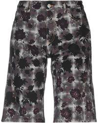MM6 by Maison Martin Margiela - Bermuda Shorts - Lyst