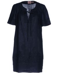 Juicy Couture - Short Dress - Lyst
