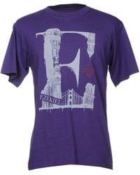 Ezekiel - T-shirts - Lyst