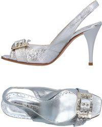 Donna Più - Sandals - Lyst