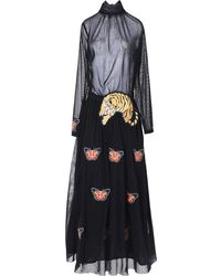 Shirtaporter - Long Dress - Lyst