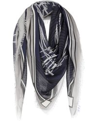 Jonathan Saunders - Square Scarf - Lyst