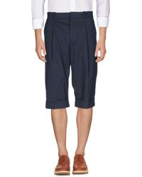 Antonio Marras - 3/4-length Shorts - Lyst