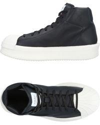 Rick Owens - High Sneakers & Tennisschuhe - Lyst