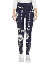 Stella McCartney Blue Dasha Leggings