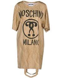 Moschino - Short Dresses - Lyst