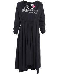 Vetements - 3/4 Length Dress - Lyst