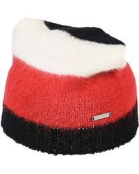 388425664dc Lyst - Diesel Hat in Red for Men