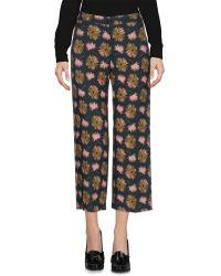 Laura Urbinati - 3/4-length Trousers - Lyst