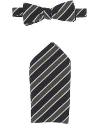 SELECTED - Bow Tie - Lyst