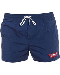 DSquared² - Badeboxer - Lyst