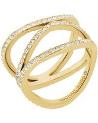 Michael Kors - Ring - Lyst