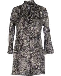 Caliban - Short Dress - Lyst