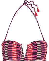 Heidi Klum - Bikini Top - Lyst