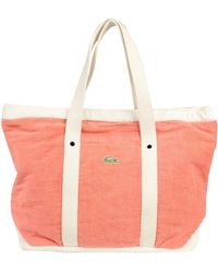 Lacoste - Luggage - Lyst