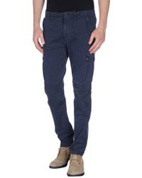 MSGM - Casual Pants - Lyst