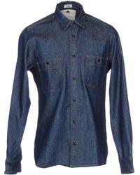 Macchia J - Denim Shirt - Lyst