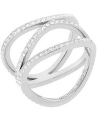 Michael Kors - Mkj6639040003 Ladies Ring - Lyst