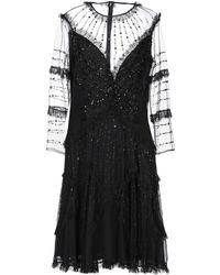 Zuhair Murad - Short Dress - Lyst