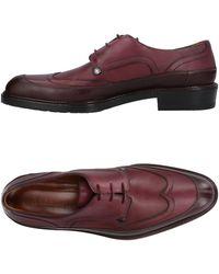 A.Testoni - Lace-up Shoe - Lyst
