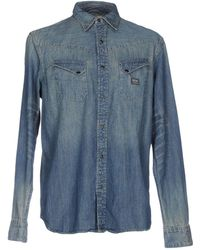 Denim & Supply Ralph Lauren - Denim Shirt - Lyst