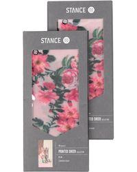Stance - Short Socks - Lyst