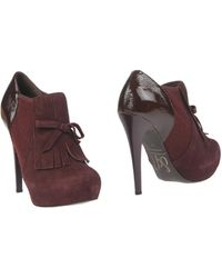 Sgn Giancarlo Paoli - Shoe Boots - Lyst