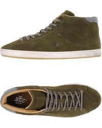 Eleventy - High-tops & Trainers - Lyst