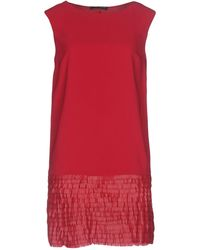 Liu Jo - Short Dress - Lyst