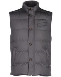 Eleventy - Synthetic Down Jackets - Lyst