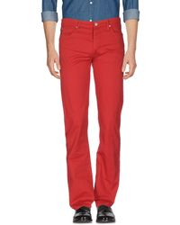 Armani Jeans | Casual Pants | Lyst