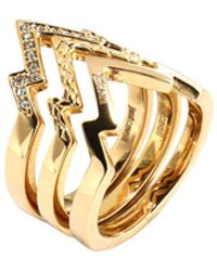 Just Cavalli - Rings - Lyst