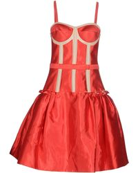 Prabal Gurung - Short Dress - Lyst