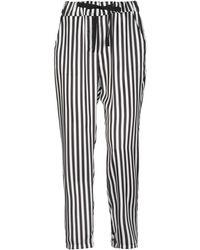 Angela Davis - Casual Trousers - Lyst