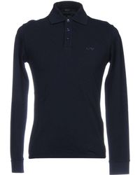 Armani Jeans - Polo Shirt - Lyst