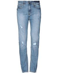 Casual Friday - Denim Trousers - Lyst