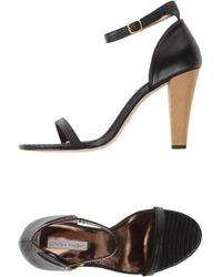 Cynthia Vincent - Sandals - Lyst