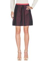 Tres Chic SARTORIAL - Knee Length Skirt - Lyst