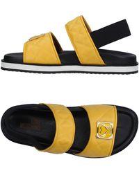 Love Moschino - Sandals - Lyst