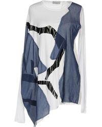 Malloni - T-shirt - Lyst