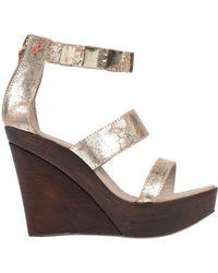 Manila Grace - Sandals - Lyst