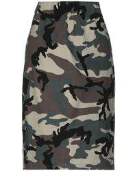 Stussy - 3/4 Length Skirt - Lyst