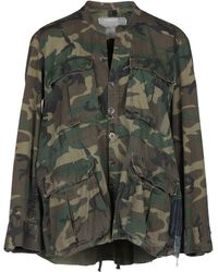 Greg Lauren - Shirt - Lyst