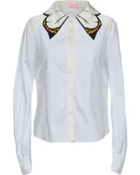 Giamba - Shirts - Lyst