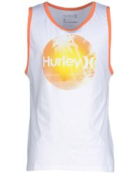 Hurley - Tank Top - Lyst