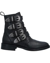 HTC - Ankle Boots - Lyst